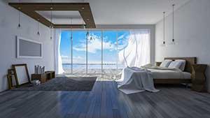 หลีกเลี่ยงการวางกระจก-หรือตู้เสื้อผ้าที่มีกระจก-ไว้ที่ปลายเตียง